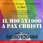 Sostieni Pax Christi
