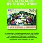 Calendario Pax Christi 2011