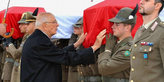 Libia e Afghanistan: riconosciamo il fallimento totale