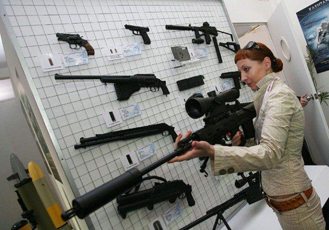 Davvero vogliamo il far west delle armi in Italia?