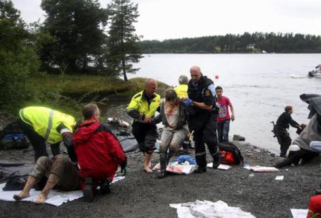Pax Christi International profondamente colpita dal tragico attentato a degli innocenti in Norvegia
