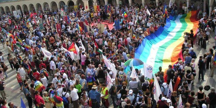 Tutti alla Perugia-Assisi, partendo dalla nostra città