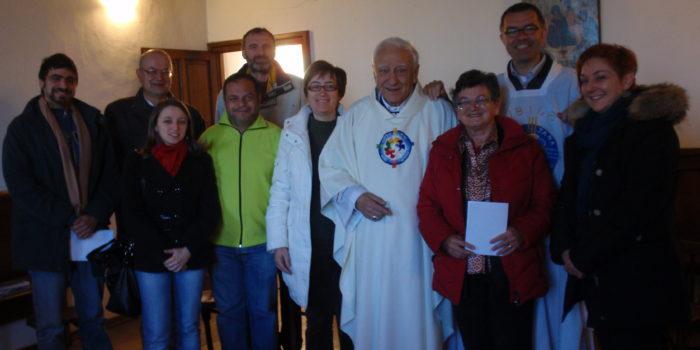 INDIGNATI. i giovani del Collettivo di Pax Christi ad Ivrea con mons. Bettazzi