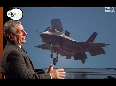 Basta monologhi ministro della difesa! ASCOLTI CHI NON VUOLE GLI F35