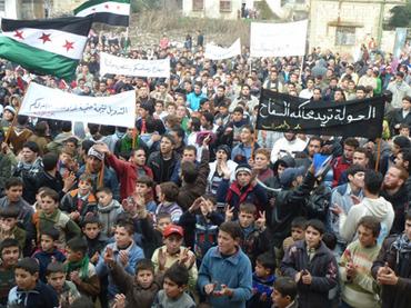 Clandestini a Damasco