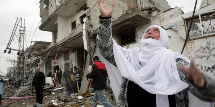 GAZA: continua la carneficina. Chiamatela col suo nome