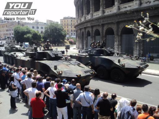 2 Giugno: SCRIVI ANCHE TU: Ripudiamo la guerra!