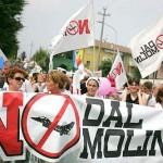 A VICENZA siamo tutti per la pace (e contro la Base)