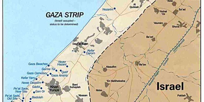 Gaza – Lo sapevate che…