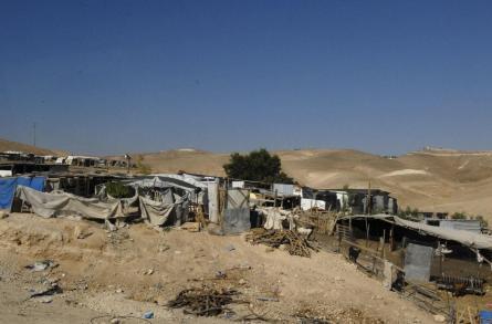 Medio Oriente, la terra e la pace