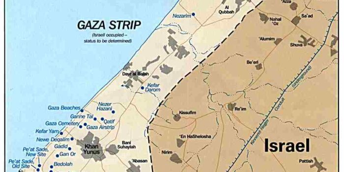 Gaza, 15 novembre 2012