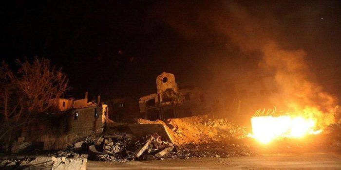 Israele scatena l'inferno a Gaza