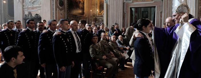 Lettera aperta all'Ordinario militare mons. Vincenzo Pelvi