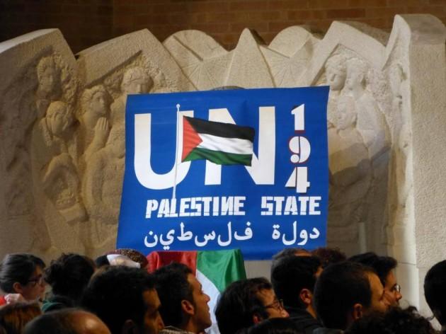 Giornata Onu 2012 di solidarietà con il popolo palestinese