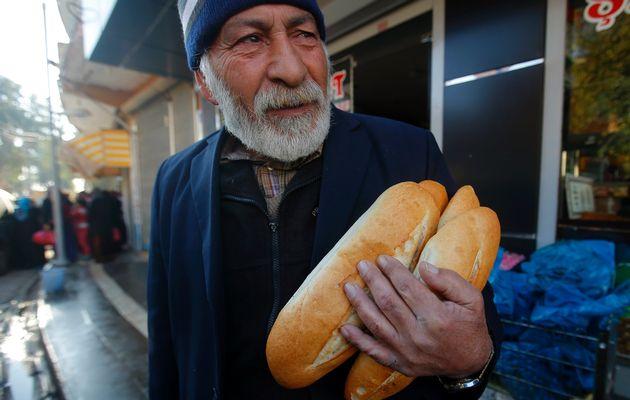 PER LA SIRIA. Il pane è vita!