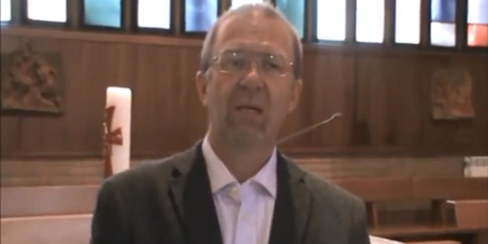 Congresso Nazionale Pax Christi Italia 2013 – Il saluto del pastore Anders