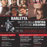 Barletta per ricordare don Tonino Bello