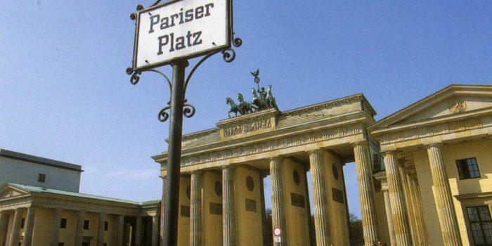BERLINO. Se Pax respira col mondo, l'Italia è protagonista.