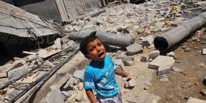 Siria, è l'ora di una svolta politica nonviolenta