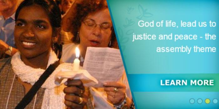 """Messaggio conclusivo del Convegno ecumenico """"Dio della vita, guidaci alla giustizia e alla pace"""""""