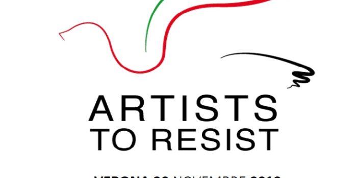"""Giornata ONU per i Diritti del Popolo Palestinese: """"ARTISTS TO RESIST"""""""