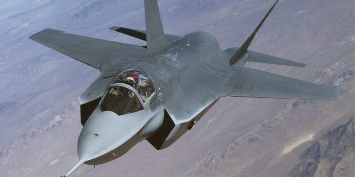"""Un """"bellissimo"""" F-35 oppure…"""