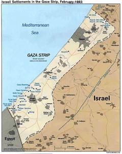 """Israele. Sussidi e denaro per ripopolare la """"cintura di Gaza"""""""