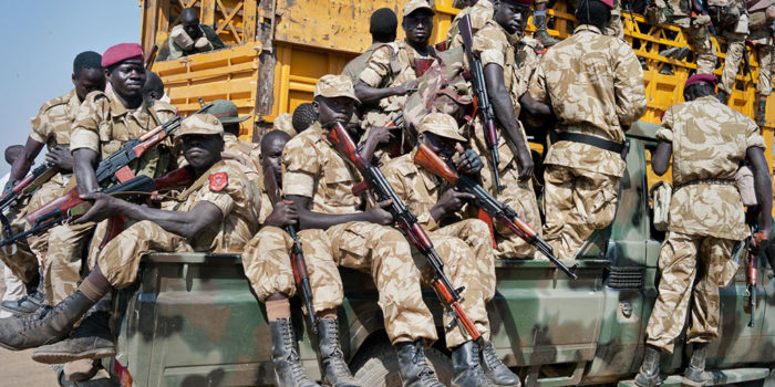 """Sud Sudan, non è una """"guerra tribale"""""""