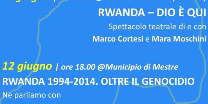 Venezia ricorda il Rwanda