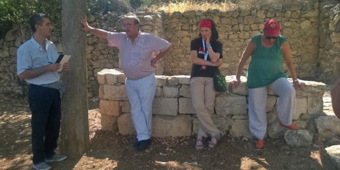 Report della Delegazione di Pax Christi in Palestina