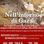 NELL'INFERNO DI GAZA
