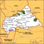 Paracadutisti italiani nell'inferno centrafricano