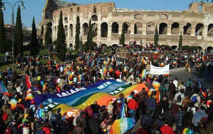 Manifestazioni nazionali: partecipare sì ma con quale spirito