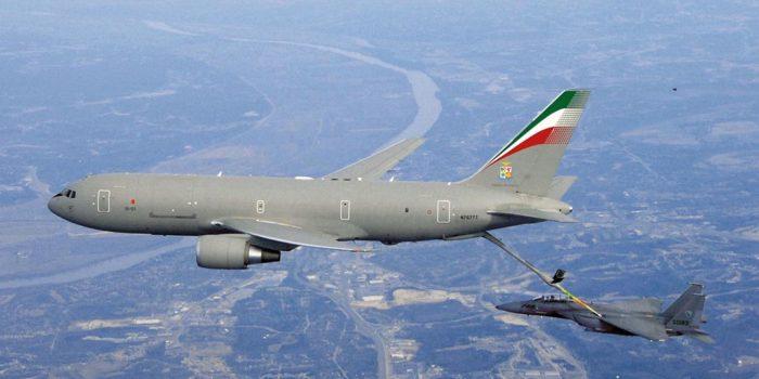 Forze armate italiane in Kuwait per la guerra all'Isis