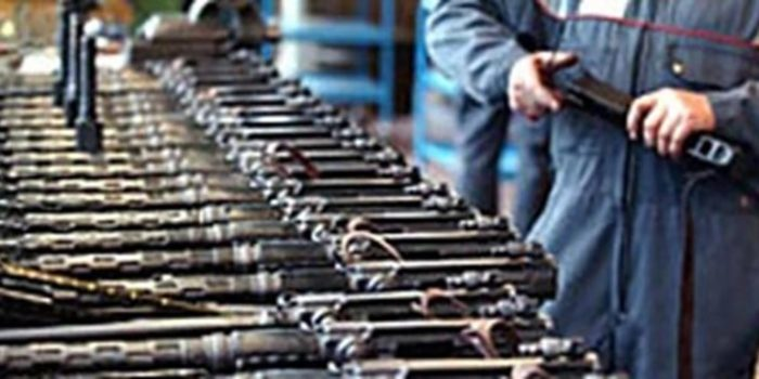 Il Parlamento non controlla l'Export di armi