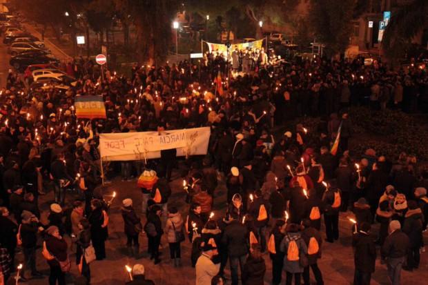 Marcia per la pace e convegno di fine anno