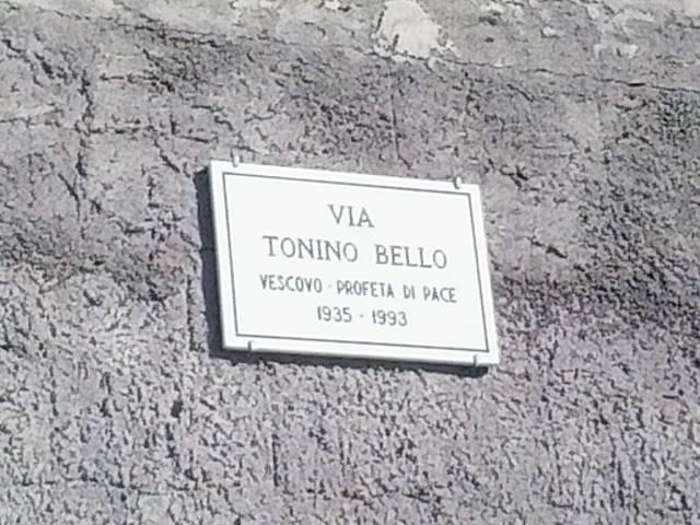 Via don Tonino Bello