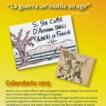 Da Pax Christi un calendario per la pace 2015, realizzato dai ragazzi dell'istituto Penale Minorenni di Catania