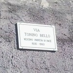 Una strada intitolata a don Tonino Bello a Catania