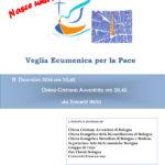 11 Dicembre, Bologna, Veglia Ecumenica per la Pace