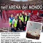 NELL'ARENA DEL MONDO giovani a Verona 16-18 gennaio 2015