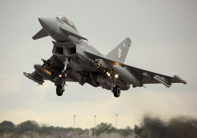 Italia-Israele: la «diplomazia dei caccia»