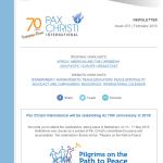 Appello alle organizzazioni fondate sulla fede: disarmo per uno sviluppo sostenibile – Giornata mondiale e Campagna sulle spese militari