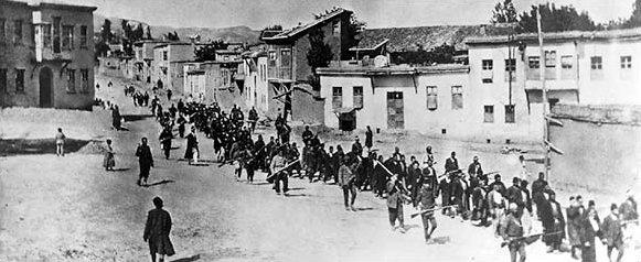 Memoria dei genocidi del XX secolo