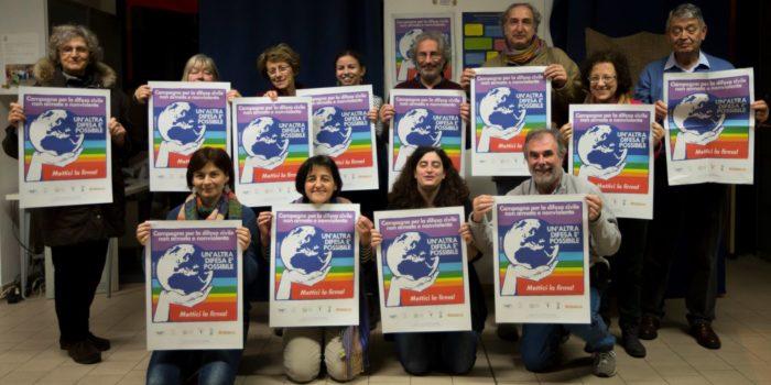 Depositata alla Camera dei Deputati la Legge di iniziativa popolare per la Difesa civile, non armata e nonviolenta