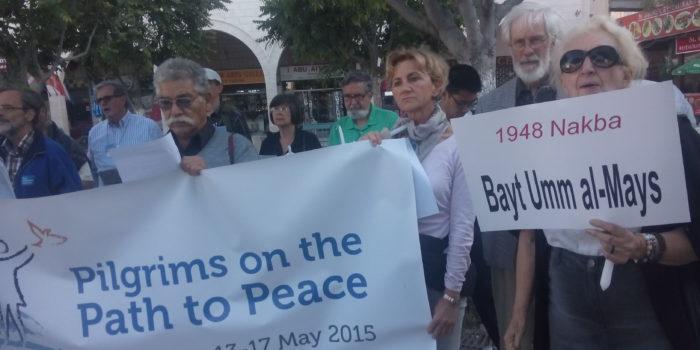 Pellegrini sul sentiero della pace – integrale