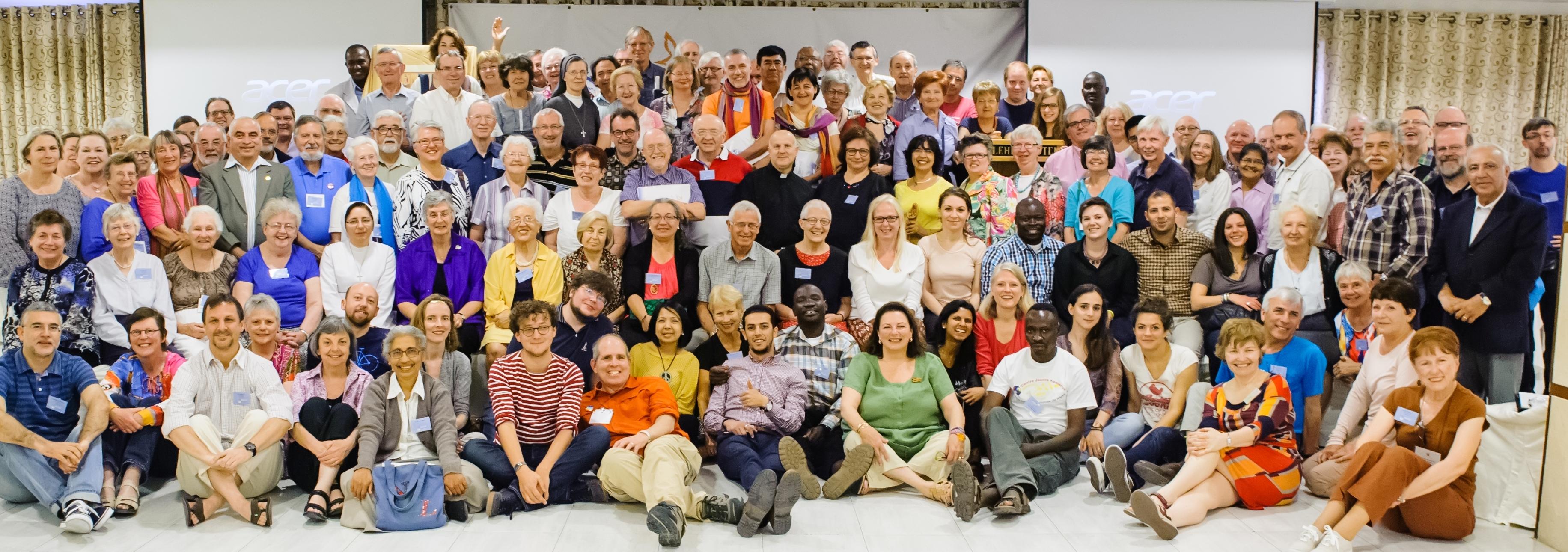 Group Photo - Pax Christi Anniversary Celebration