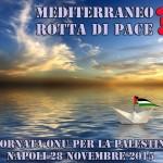 Mediterraneo rotta di pace? Napoli 28/11/2015