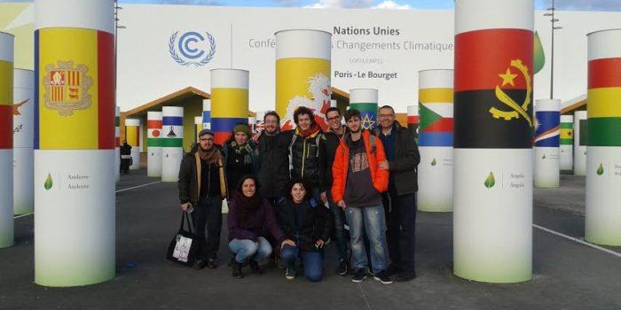 AMANTLA AWETU  Buone notizie da COP21