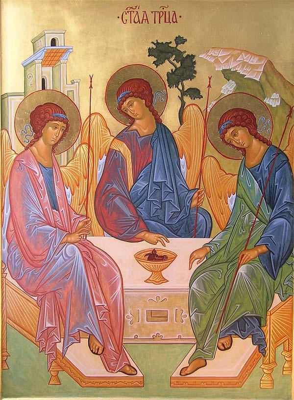 La Trinità di Dio fondamento dell'educazione ai rapporti